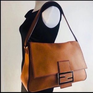 🤎FENDI Camel Large Bag🤎